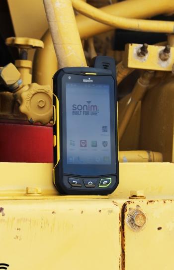 Sonim Technologies XP7 rugged phone