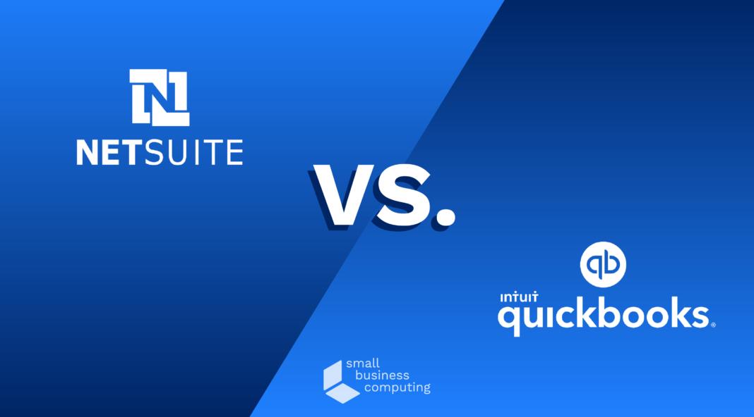 Netsuite vs Quickbooks.